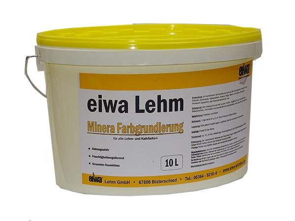 Eiwa Lehm eiwa minera farbgrundierung - lehm expo